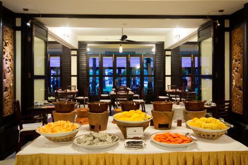 Royal Angkor Resort & Spa - Ciudad de Siem Riep - Comida