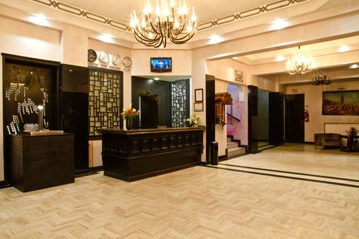 Prince de Paris - Casablanca - Front desk