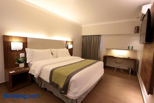 Oasis Plaza - Ribeirão Preto - Bedroom