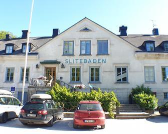 Hotell Slitebaden - Slite - Building