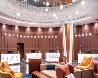 車里雅賓斯克麗笙酒店 - 切里雅賓斯克 - 車里雅賓斯克 - 休閒室