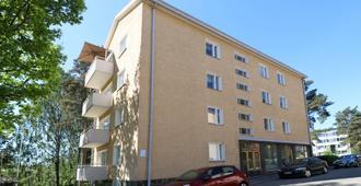 One bedroom apartment in Helsinki, Santavuorentie 6 - Helsinki - Bâtiment