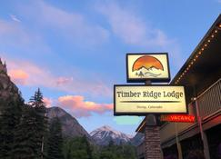 Timber Ridge Lodge - Ouray - Building