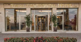 Royal Continental Hotel Naples - Napels - Gebouw