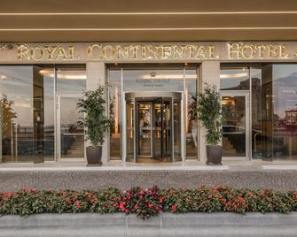 Royal Continental Hotel Naples - Naples - Building