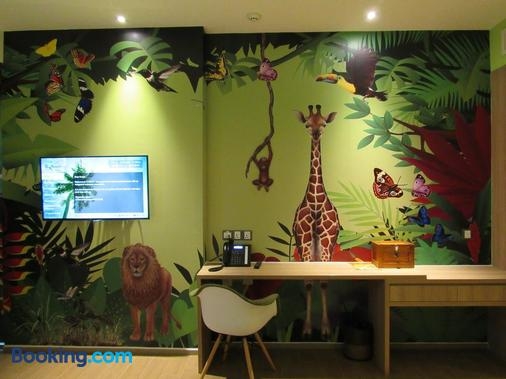D'Resort at Downtown East - Singapore - Phòng khách