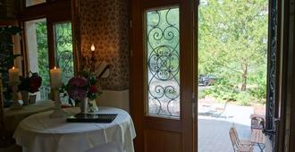 Villa Herzog - דרזדן - חדר אוכל