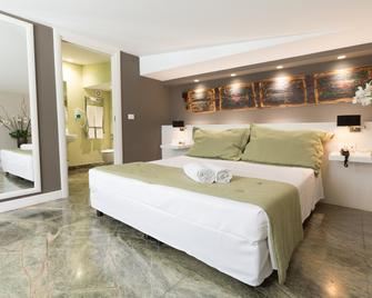 Quintocanto Hotel and Spa - Palermo - Schlafzimmer