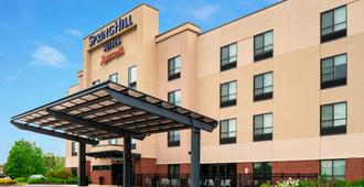 SpringHill Suites by Marriott St. Louis Airport/Earth City - Saint Louis - Bygning