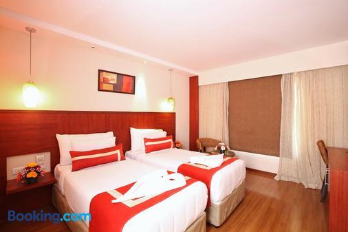 奧克塔夫套房雷希燈席路酒店 - 邦加羅爾 - 班加羅爾 - 臥室