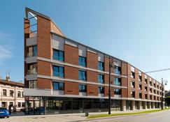 Lwowska 1 - Krakow - Building