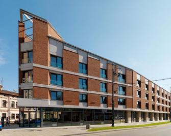 Lwowska 1 - Краків - Building