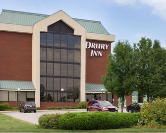 Drury Inn Marion - Marion - Building