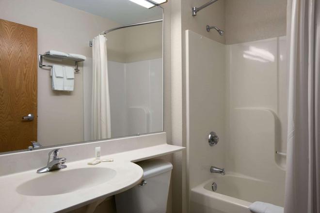 溫德姆尚佩恩米克羅酒店 - 香檳 - 尚佩恩 - 浴室