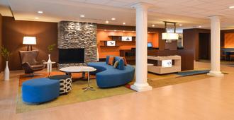 Fairfield Inn & Suites By Marriott Santa Cruz, Ca - Santa Cruz - Resepsjon