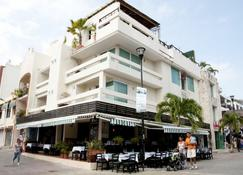 Hotel El Punto Boutique & Beach Club - Playa del Carmen - Bangunan