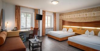 Hotel Passauer Wolf - פסאו - חדר שינה