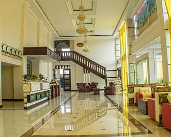 Grand City Batu Hotel - Batu - Ingresso