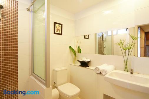 素萬那普機場瑪麗亞精品公寓酒店 - 曼谷 - 曼谷 - 浴室