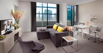 Citadines On Bourke Melbourne - Melbourne - Living room