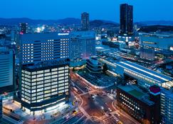 Daiwa Roynet Hotel Hiroshima-Ekimae - Hiroshima - Utsikt