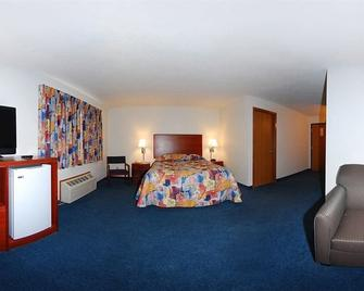 Inn & Suites Spencer - Spencer - Schlafzimmer