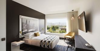 Jupiter Hotel - פורטלנד - חדר שינה