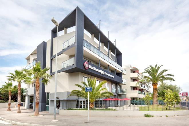 Best Western Plus Antibes Riviera - Antibes - Edificio