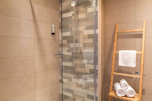 安提伯萊維拉貝斯特韋斯特優質酒店 - 安提伯 - 浴室
