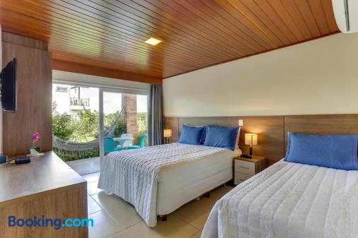 Pousada Ilha Faceira - Florianopolis - Bedroom