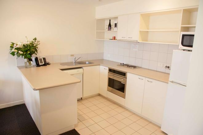 Salamanca Terraces - Hobart - Κουζίνα