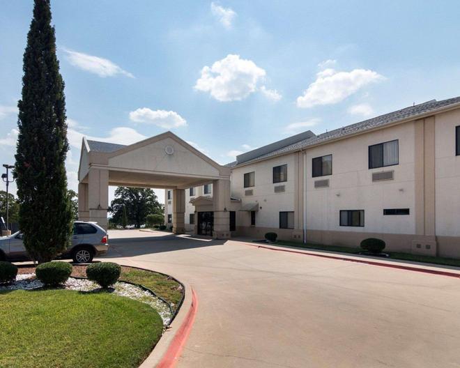 伊克諾酒店 - 威德福 - 威德福(德克薩斯州) - 建築