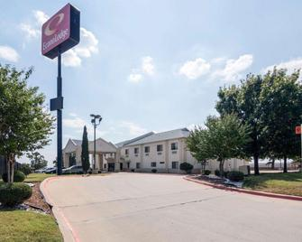Econo Lodge Weatherford - Weatherford - Gebouw