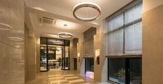 Hotel M's Plus Shijo Omiya - Kyoto - Lobi