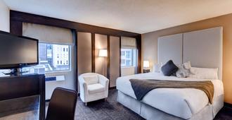 Arc The Hotel - אוטאווה - חדר שינה
