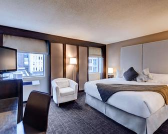 Arc The Hotel - Ottawa - Bedroom
