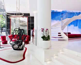 NH Collection Barcelona Gran Hotel Calderón - Barcelona - Lobby