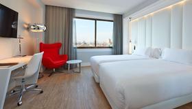 NH Collection Barcelona Gran Hotel Calderón - Bác-xê-lô-na - Phòng ngủ