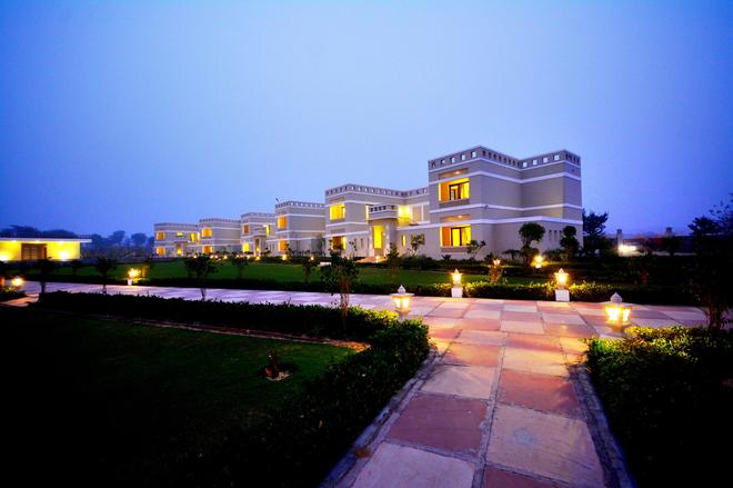 亞克羅尼瓦斯酒店 - 亞克羅 - 齋浦爾 - 建築