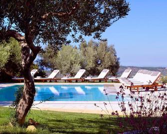 Eliathos Residence Houses - Archanes - Bazén