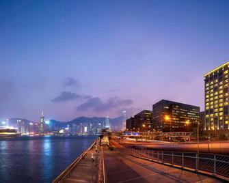 Intercontinental Grand Stanford Hong Kong - Hong Kong - Outdoor view