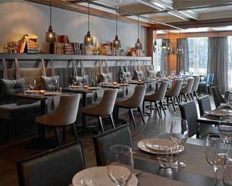 Scandic Lillehammer Hotel - Ліллегаммер - Ресторан