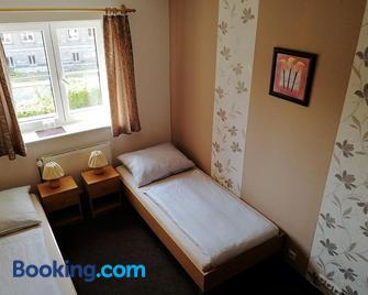 Vzdelavaci Stredisko A Hotel - Varnsdorf - Bedroom