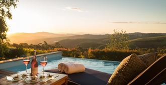 Delaire Graff Lodges And Spa - Stellenbosch - Näkymät ulkona