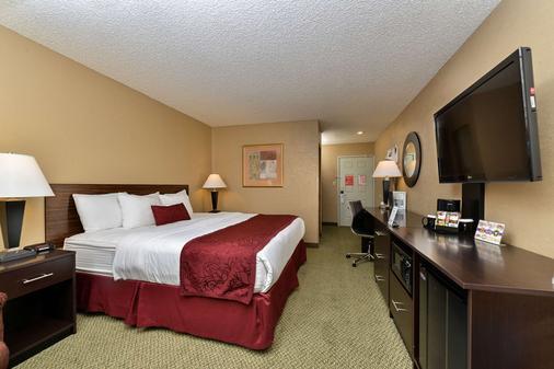 Quality Inn - Havre - Bedroom