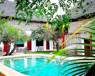 Diani Hostel - Diani Beach - Pool