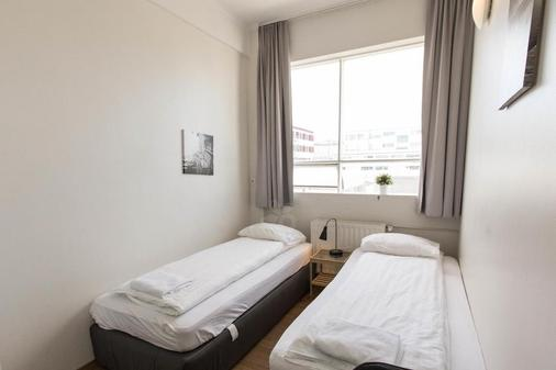 Atlantic Apartments and Rooms - Reykjavík - Schlafzimmer