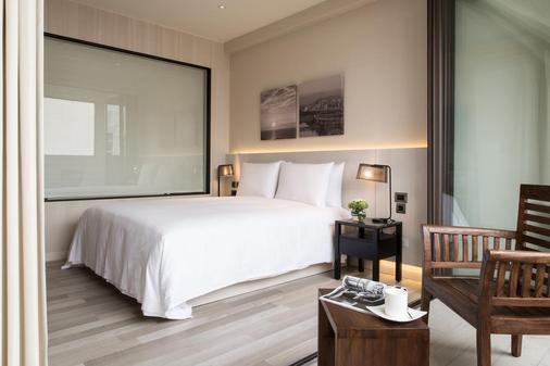 Riverview Suites Taipei - Taipei - Bedroom