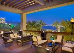 Intercontinental Hotels Aqaba (Resort Aqaba) - Aqaba - Balcón