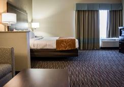Comfort Suites Clearwater - Dunedin - Clearwater - Phòng ngủ